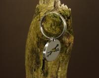 Schlüsselanhänger  - Windhund -