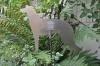 Gartenaufsteller - Deerhound -